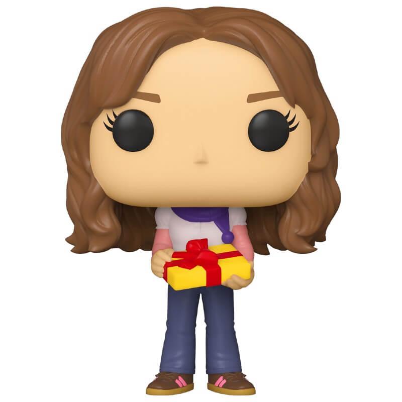 Pop! Vinyl Figurine Pop! Hermione Granger Noël - Harry Potter