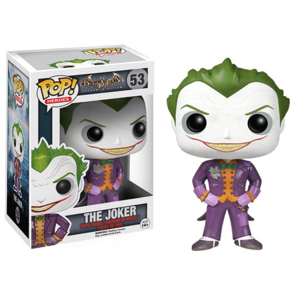 Pop! Vinyl Figurine Pop! Joker DC Comics Arkham Asylum