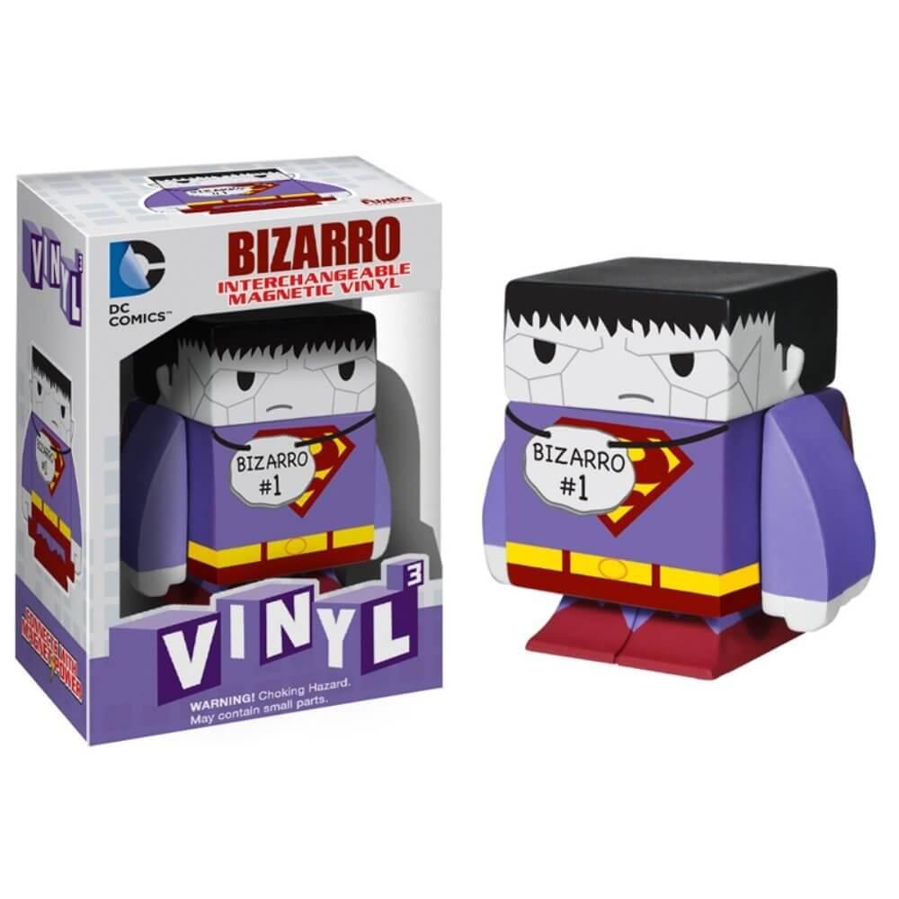 Vinyl Cubed Funko Bizarro Figurine en Vinyle en cubes