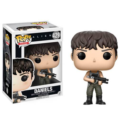 Pop! Vinyl Figurine Pop! Vinyl Daniels Alien