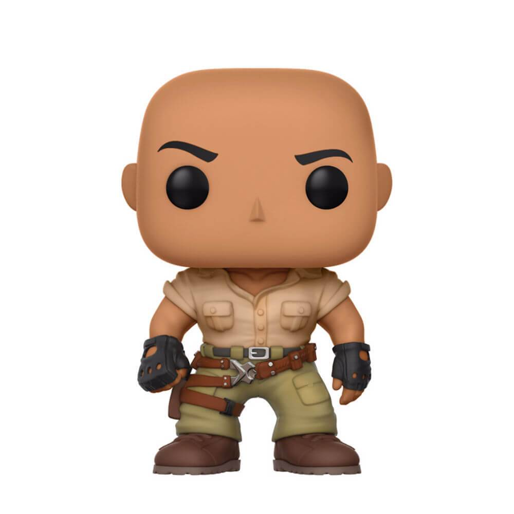 Pop! Vinyl Figurine Pop! Docteur Bravestone Jumanji