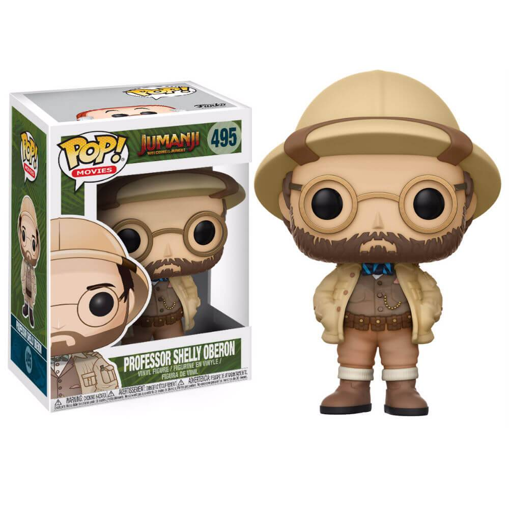 Pop! Vinyl Figurine Pop! Professeur Oberon Jumanji