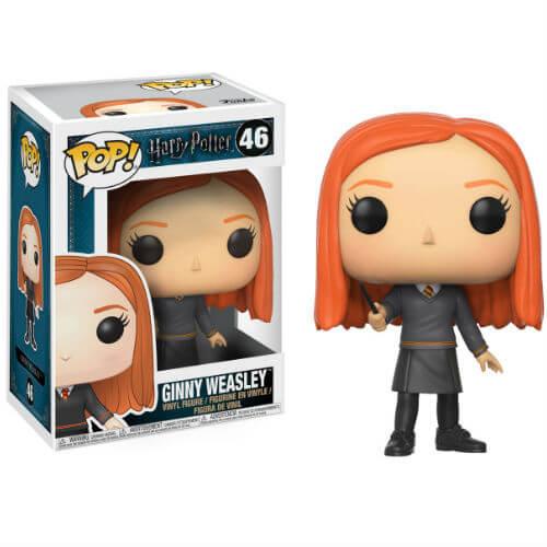 Pop! Vinyl Figurine Pop! Ginny Weasley Harry Potter