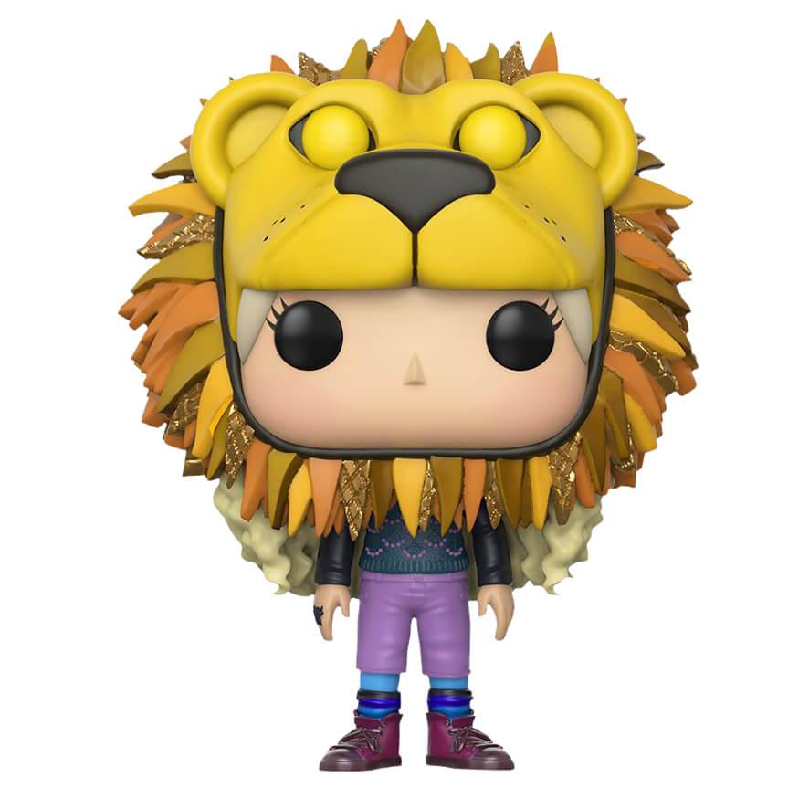 Pop! Vinyl Figurine Pop! Luna Lovegood (Tête de Lion) Harry Potter