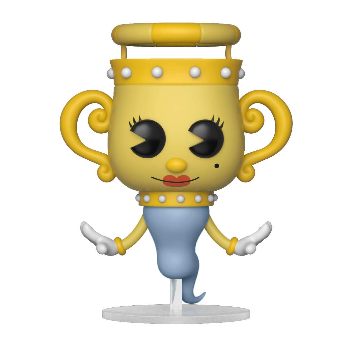 Pop! Vinyl Figurine Pop! Legendary Chalice - Cuphead