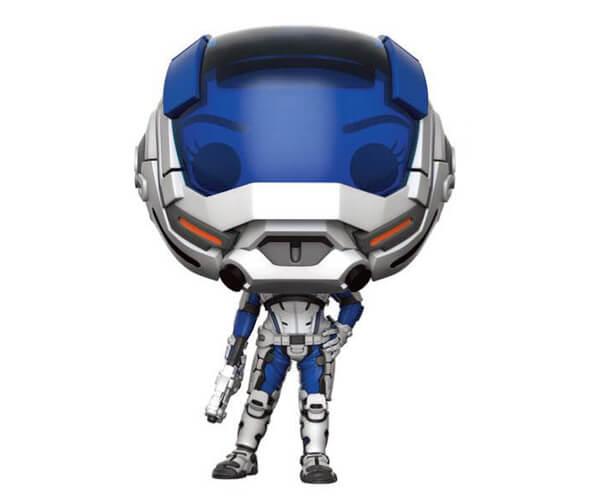 Pop! Vinyl Figurine Pop! EXC Sarah Ryder Masquée - Mass Effect Andromeda