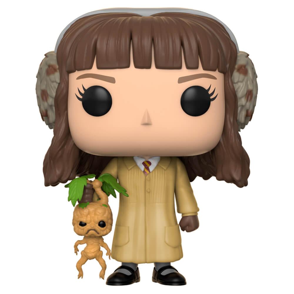 Pop! Vinyl Figurine Pop! Hermione Granger Herbologie - Harry Potter