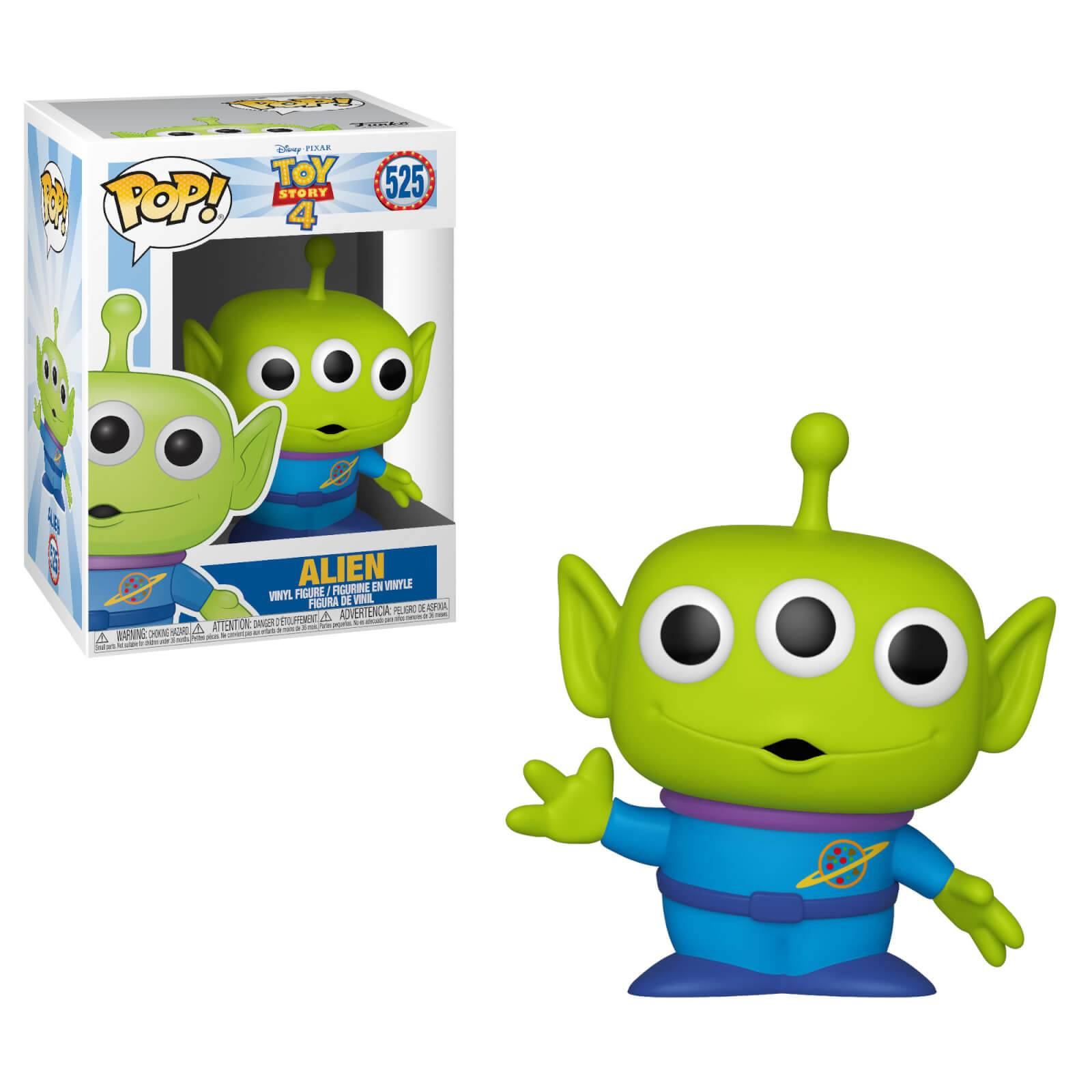Pop! Vinyl Figurine Pop! Alien - Toy Story 4