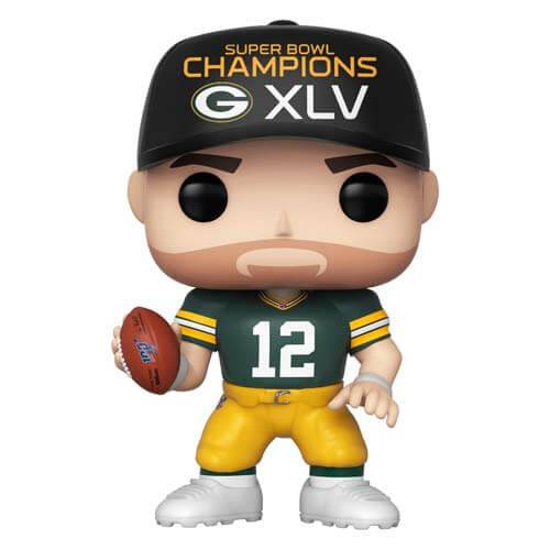 Pop! Vinyl Figurine Pop! Aaron Rodgers (Superbowl XLV Champions) - NFL Packers