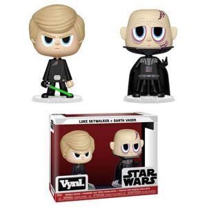 Vynl. Darth Vader & Luke Skywalker - Publicité