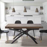 NOUVOMEUBLE Table à rallonge 180 cm couleur bois MAGALIE <br /><b>1696.19 EUR</b> NouvoMeuble