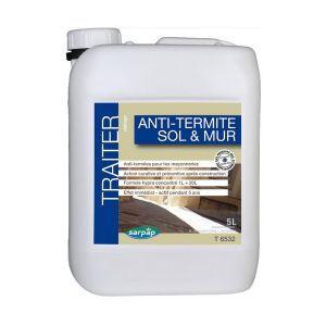 Sarpap Traitement Anti Termites Sols et Murs Sarpap