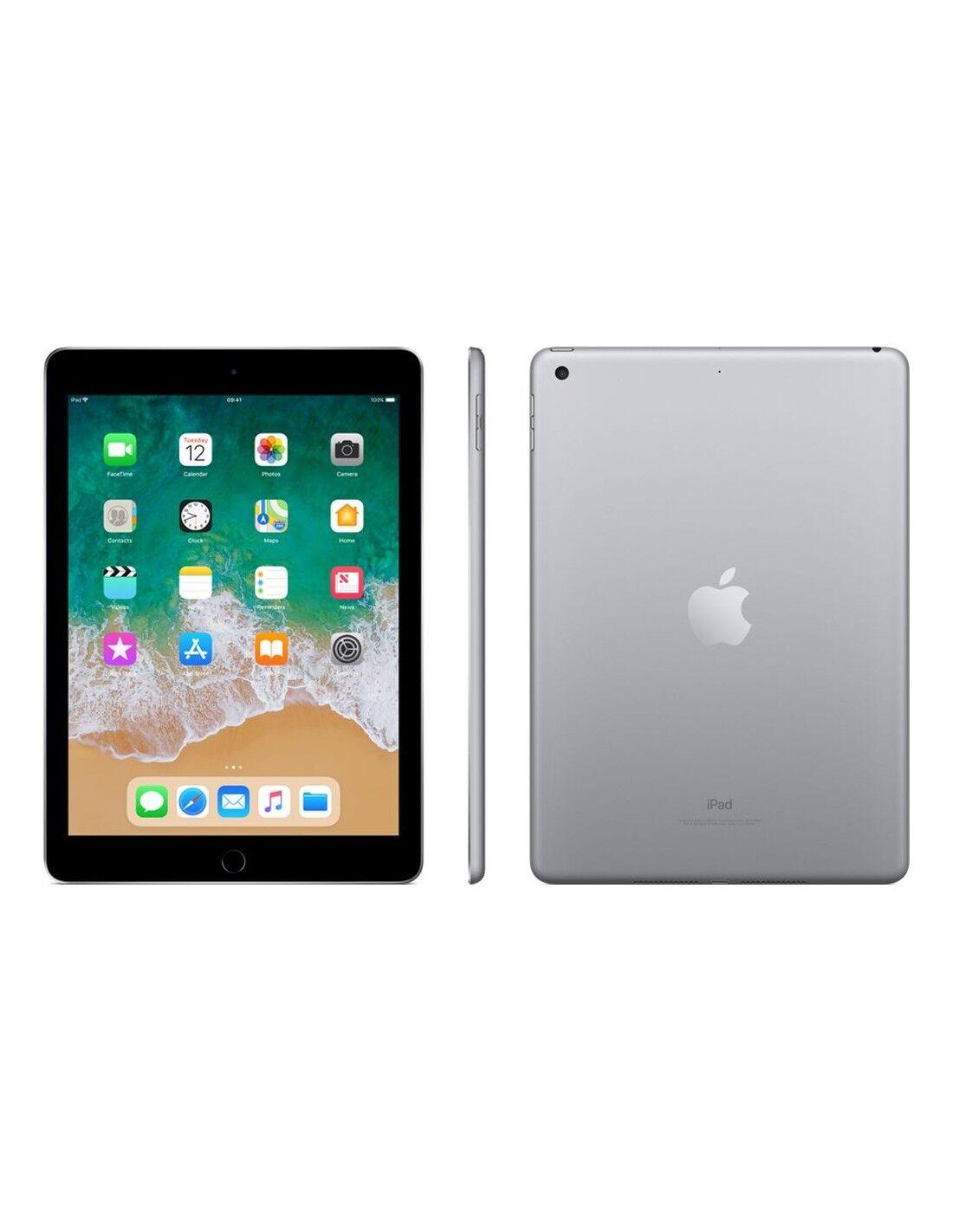 Apple Ipad 9.7 2018 32GB Space Grey Wi-Fi