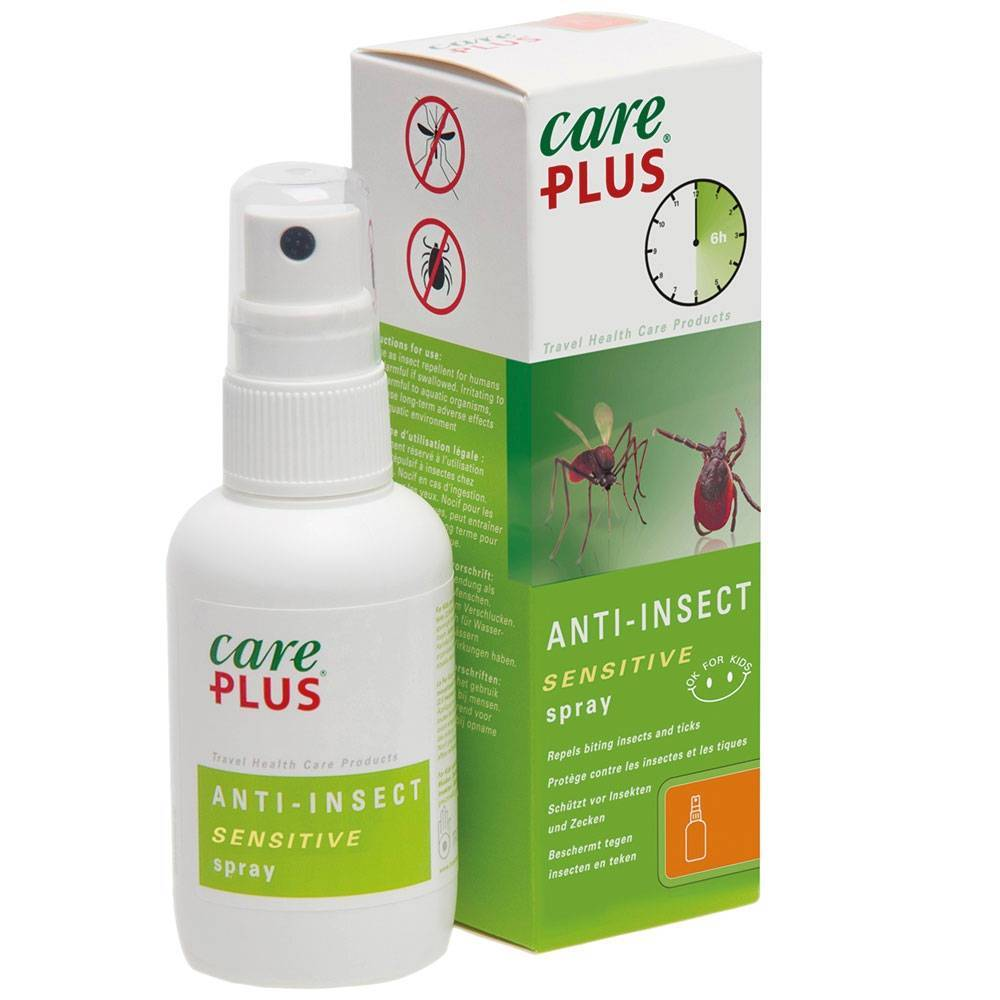 TropenzorgBV Care Plus Anti-Insect sensitive spray Kids ml spray