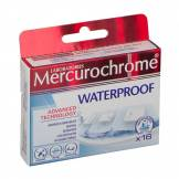 Urgo Sa/nv Mercurochrome® Pansements Bain Waterproof 16 pc(s) 3160921502162