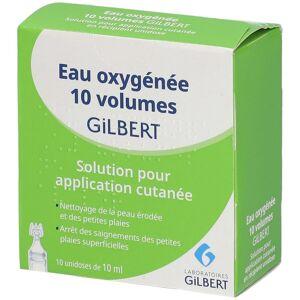 Gilbert Eau Oxygénée ml solution(s) - Publicité