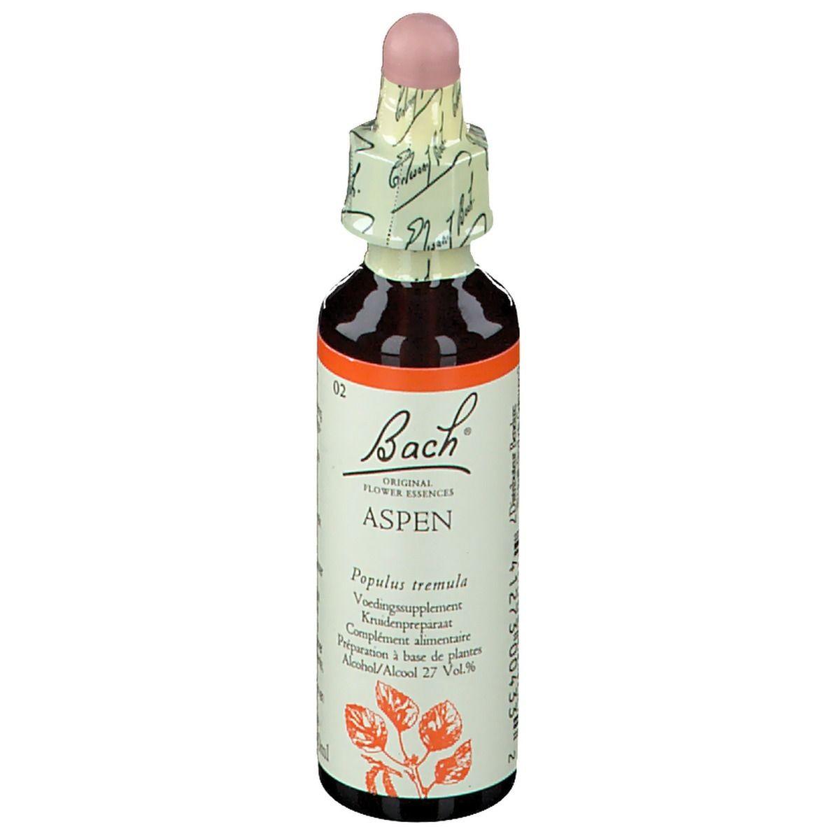 Bach® Fleurs de Bach® N°2 Aspen ml goutte(s)