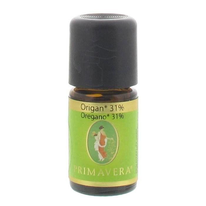 PRIMAVERA® Origan 31 % ml huile