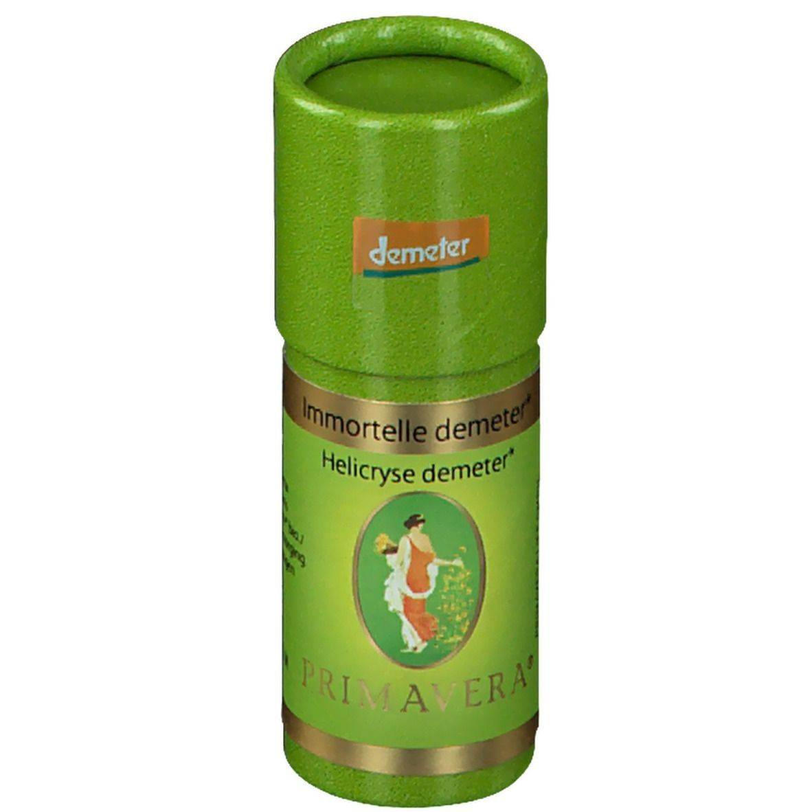 PRIMAVERA® Immortelle ml huile