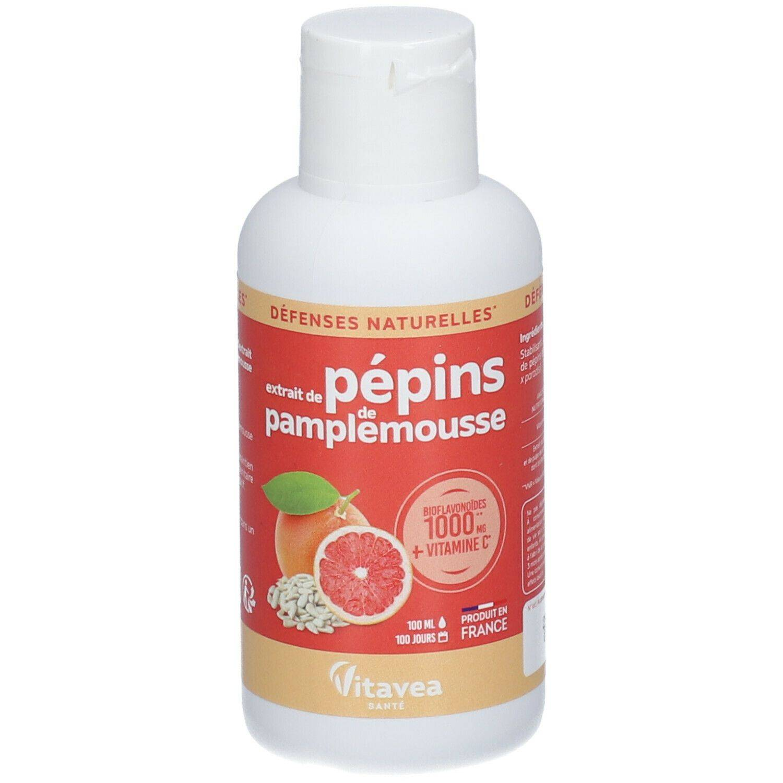Nutrisanté Extrait de Pépins de pamplemousse ml extrait
