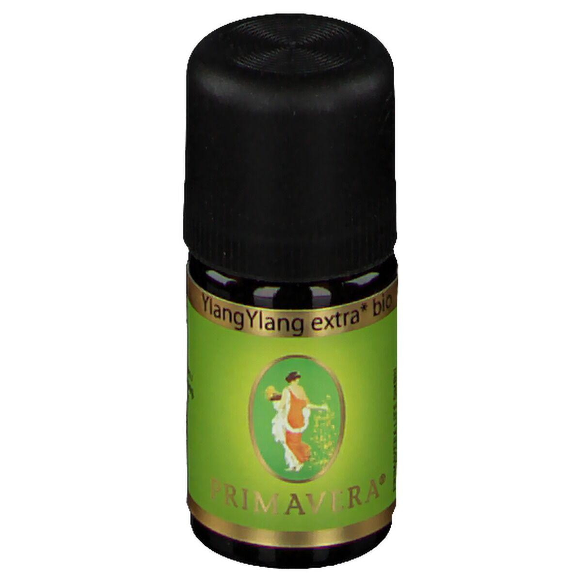 PRIMAVERA® Ylang Ylang extra BIO ml huile