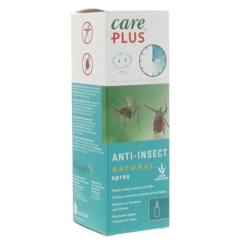 TropenzorgBV Care Plus Natural Anti-Insect Spray Bio ml spray