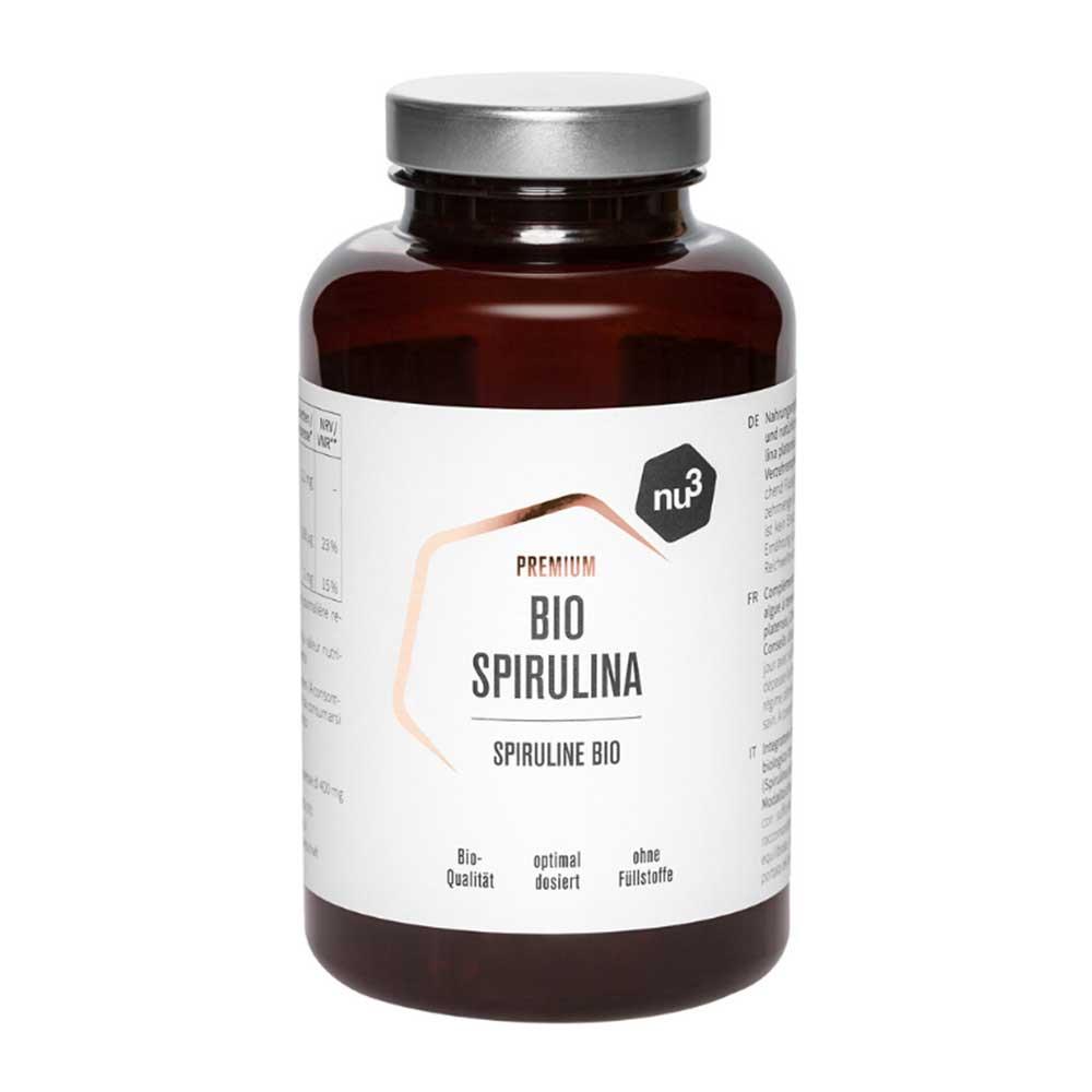 nu3 Spiruline bio g pilule(s)