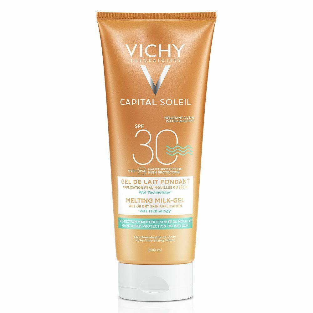 VICHY Capital Soleil - Gel de lait ultra-fondant SPF 30 ml gel(s)