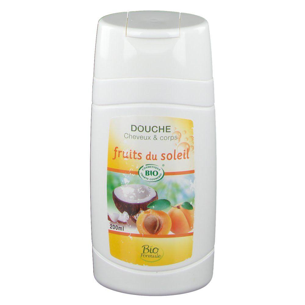 BioFormule Bio Formule Douche Cheveux et Corps fruits du soleil ml gel douche