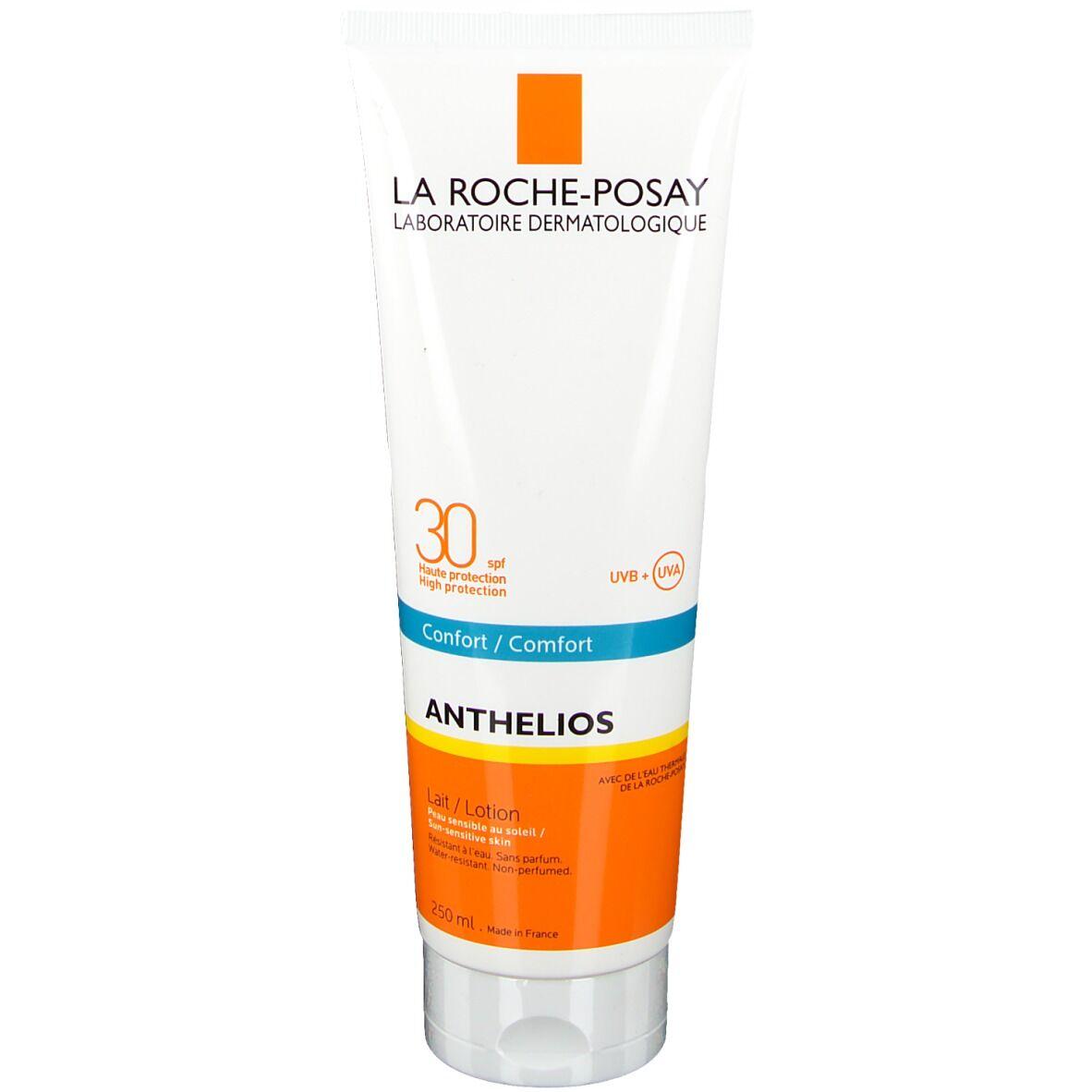 LARoche-Posay-L'orealBelgilux La Roche-Posay Anthélios 30 Lait Solaire ml lait