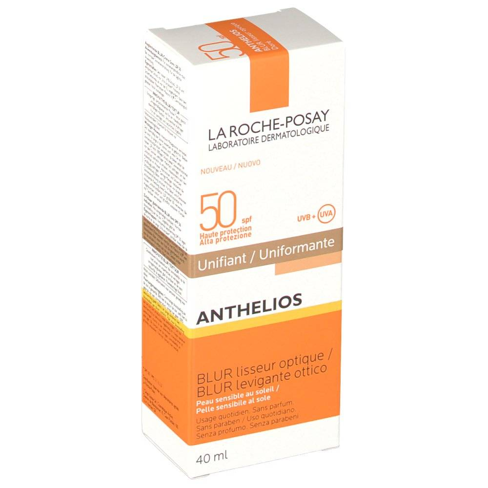 La Roche Posay Anthelios soin unifiant SPF 50 ml crème solaire
