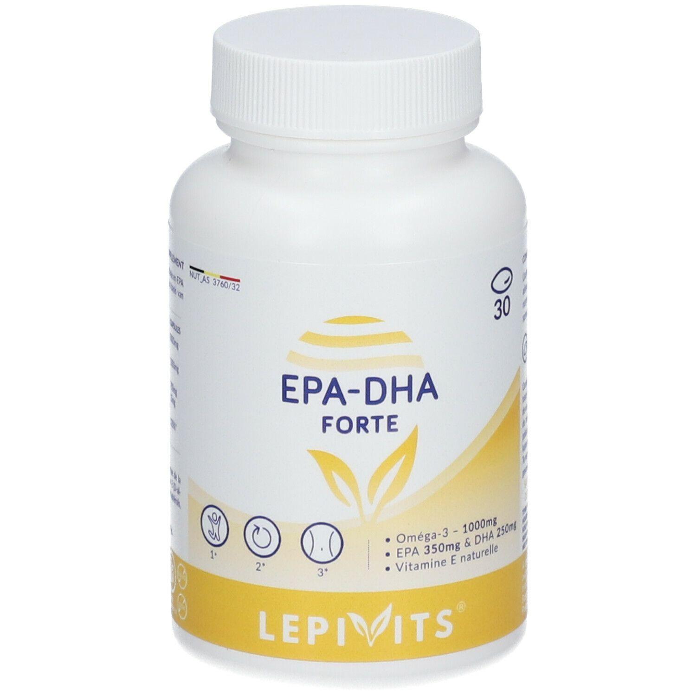 Epa-Dha Leppin Epa - Dha 1000Mg pc(s) capsule(s)