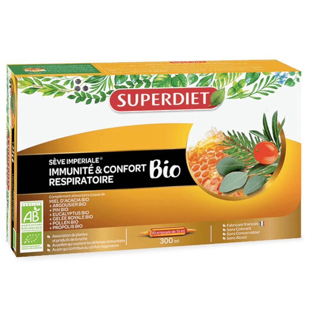 SUPER DIET Sève Impériale Bio pc(s) ampoule(s) buvable(s)