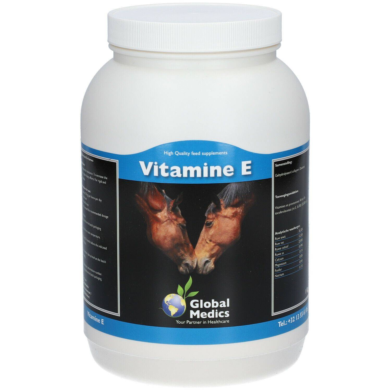 GlobalMedics Global Medics Vitamine E kg poudre