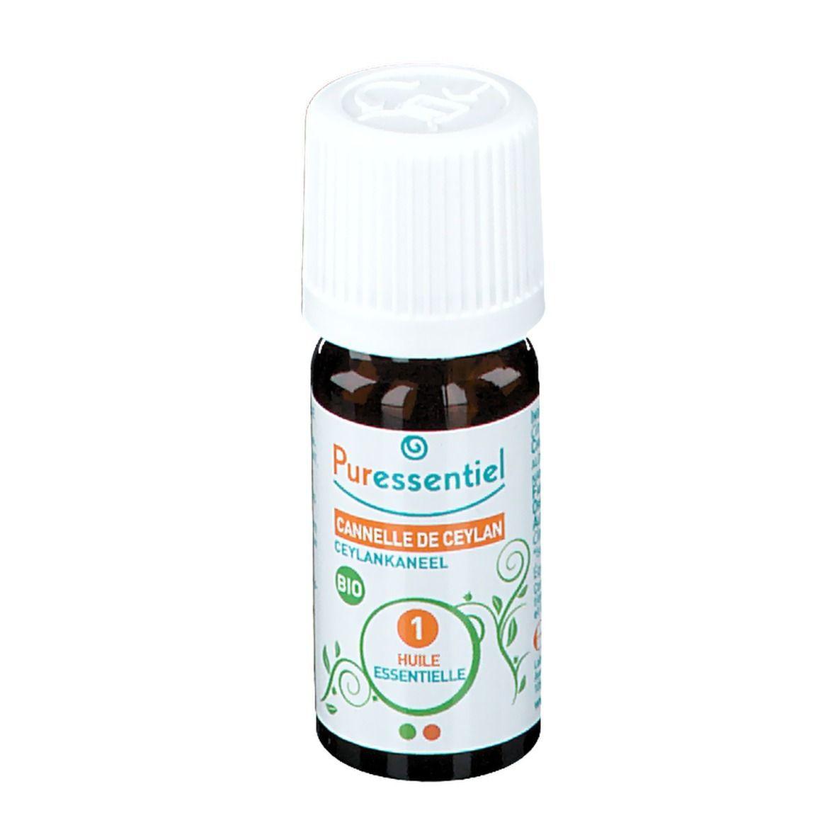 Puressentiel Expert Cannelle Ceylon Bio Huile Essentielle ml huile