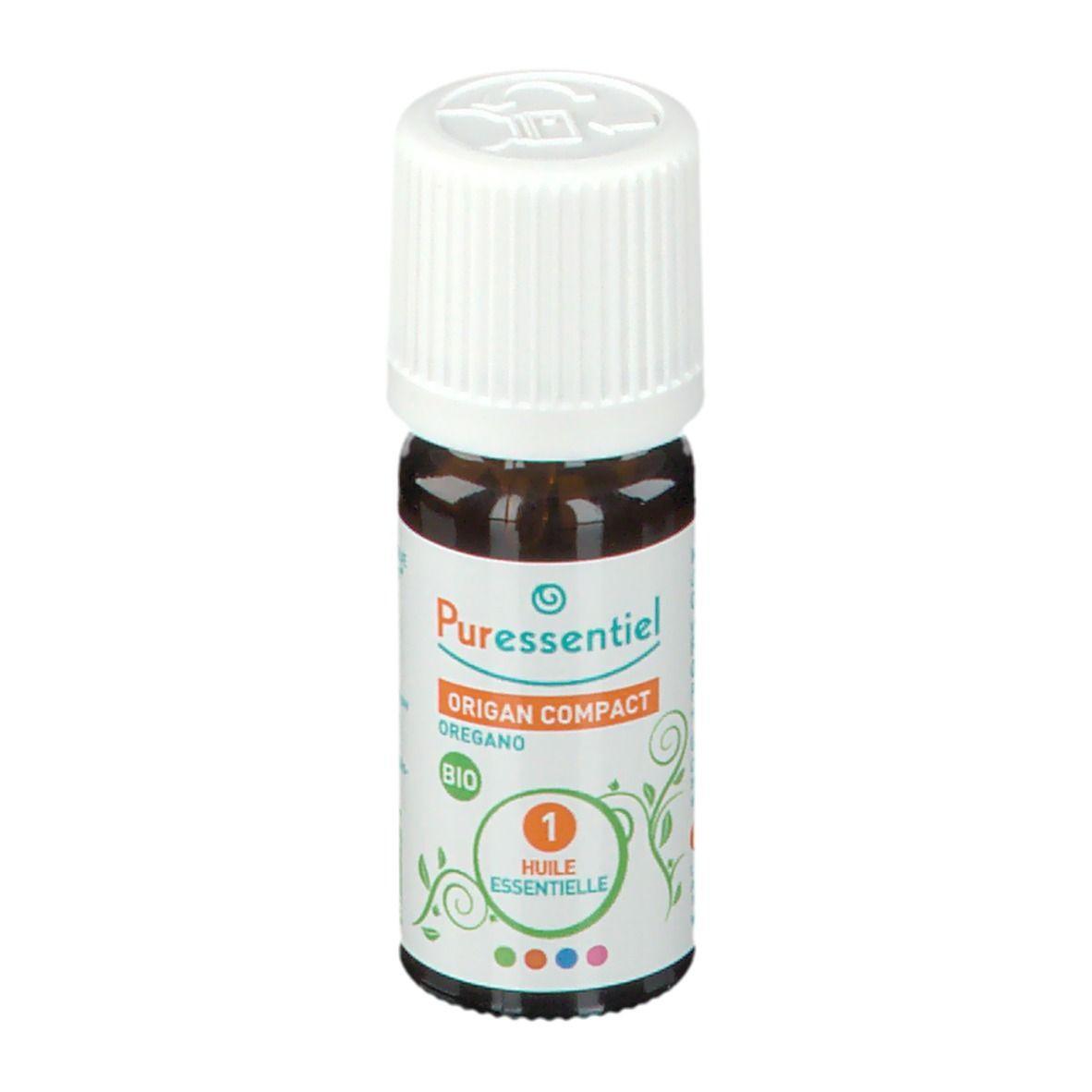 Puressentiel Huile Essentielle Origan Compact Bio ml huile