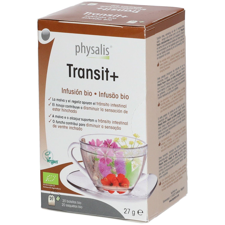 Physalis® Transit+ Infusion Bio pc(s) sachet(s) filtre(s)