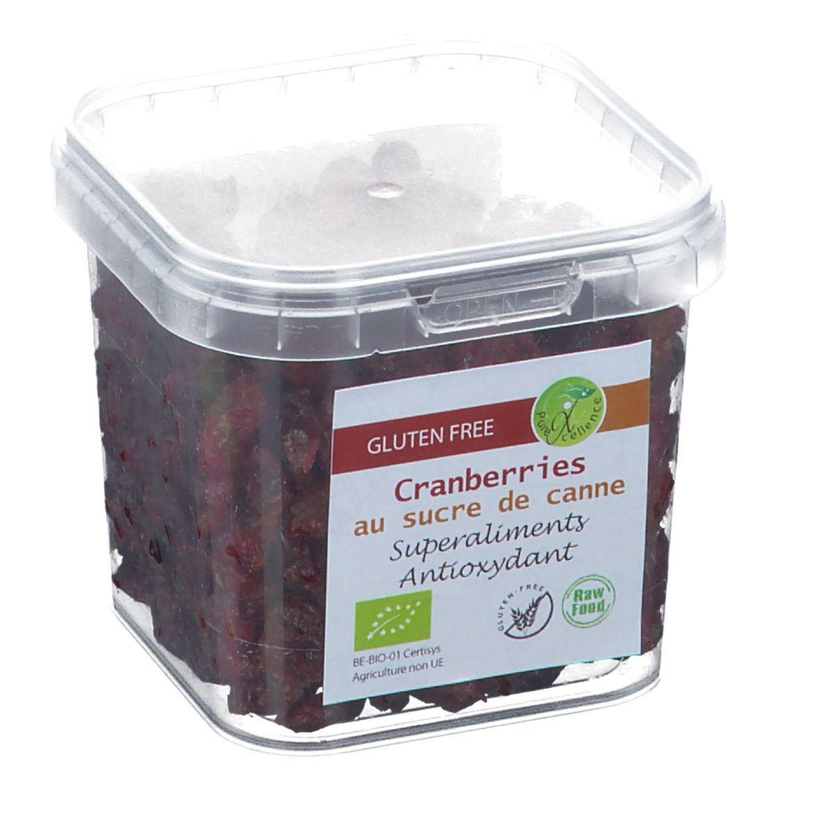 Super Aliments Canneberges Pocket Bio g Autre
