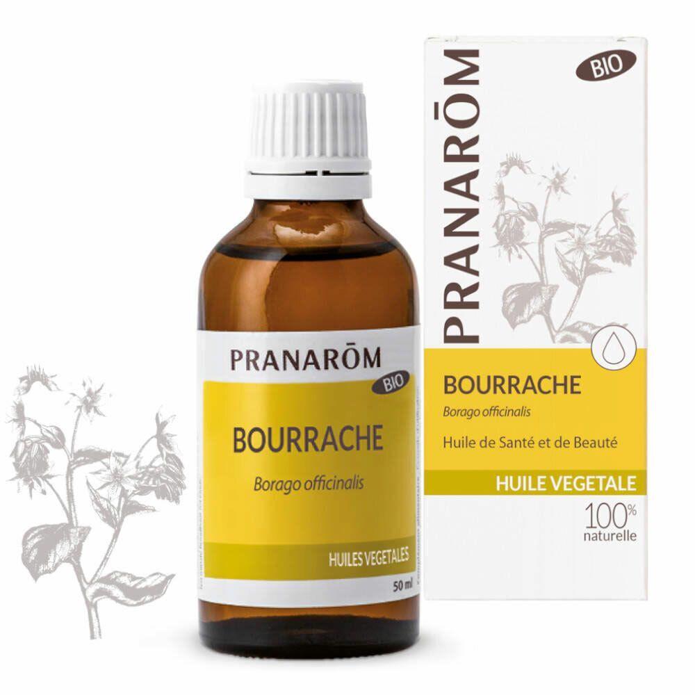 Pranarôm Pranarom Huile Végétale Bourrache Bio ml huile