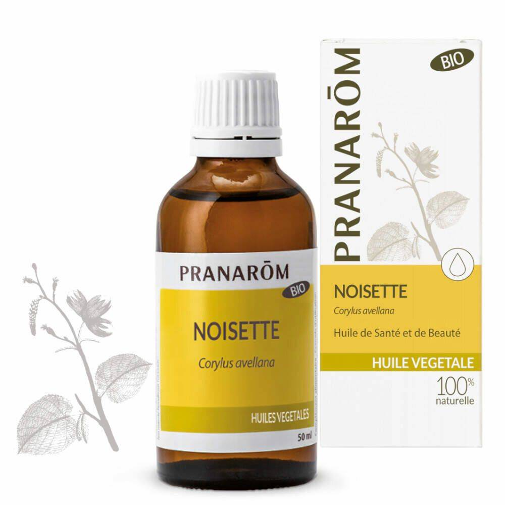Pranarôm Huile Végétale Noisette Bio ml huile