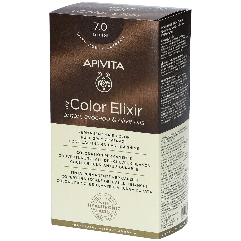 APIVITA My Color Elixir 7.0 Blond pc(s) élixir