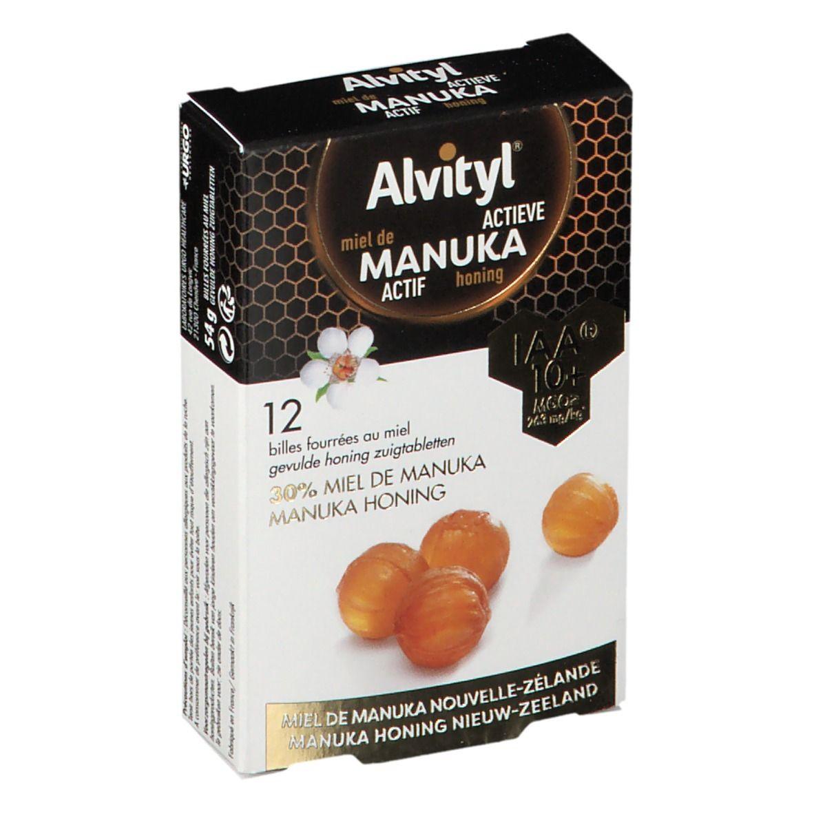 Alvityl Miel de Manuka ACTIF pc(s) comprimé(s) à sucer