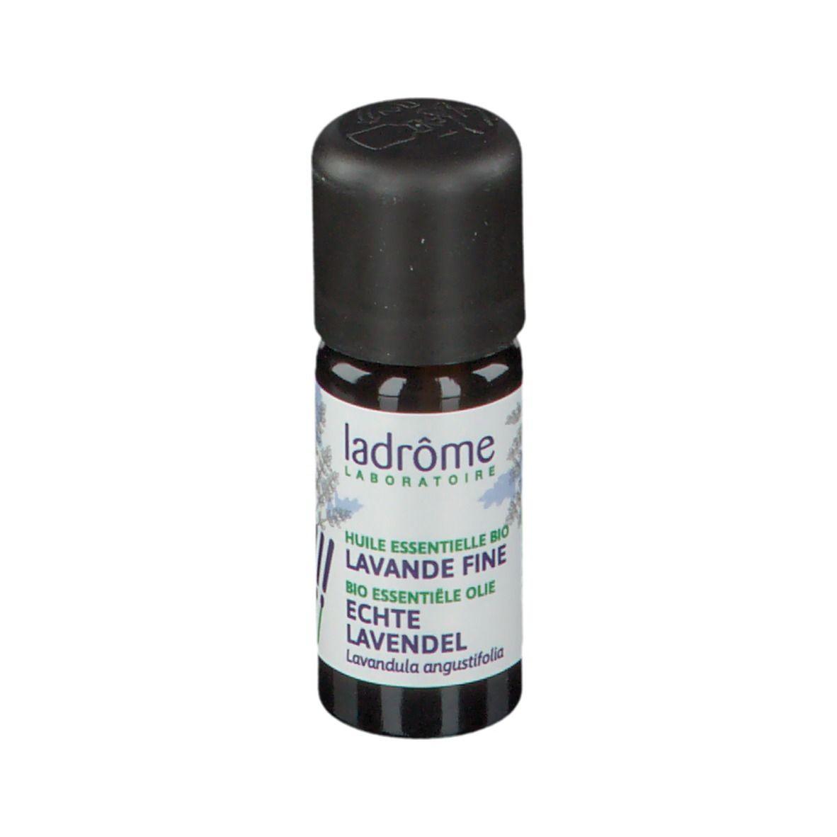 Ladrôme Huile essentielle Lavande fine Bio ml huile