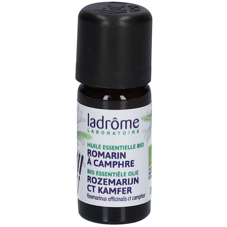 ladrôme Huile essentielle de romarin officinal à camphre bio ml huile