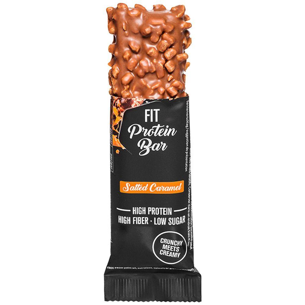 nu3 FIT Protein Bar Salted Caramel g Barre