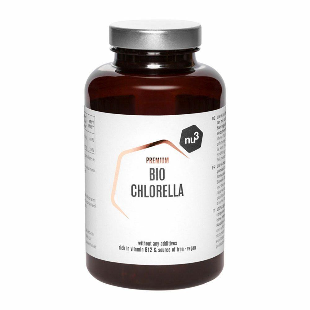 nu3 Chlorella Bio g comprimé(s)