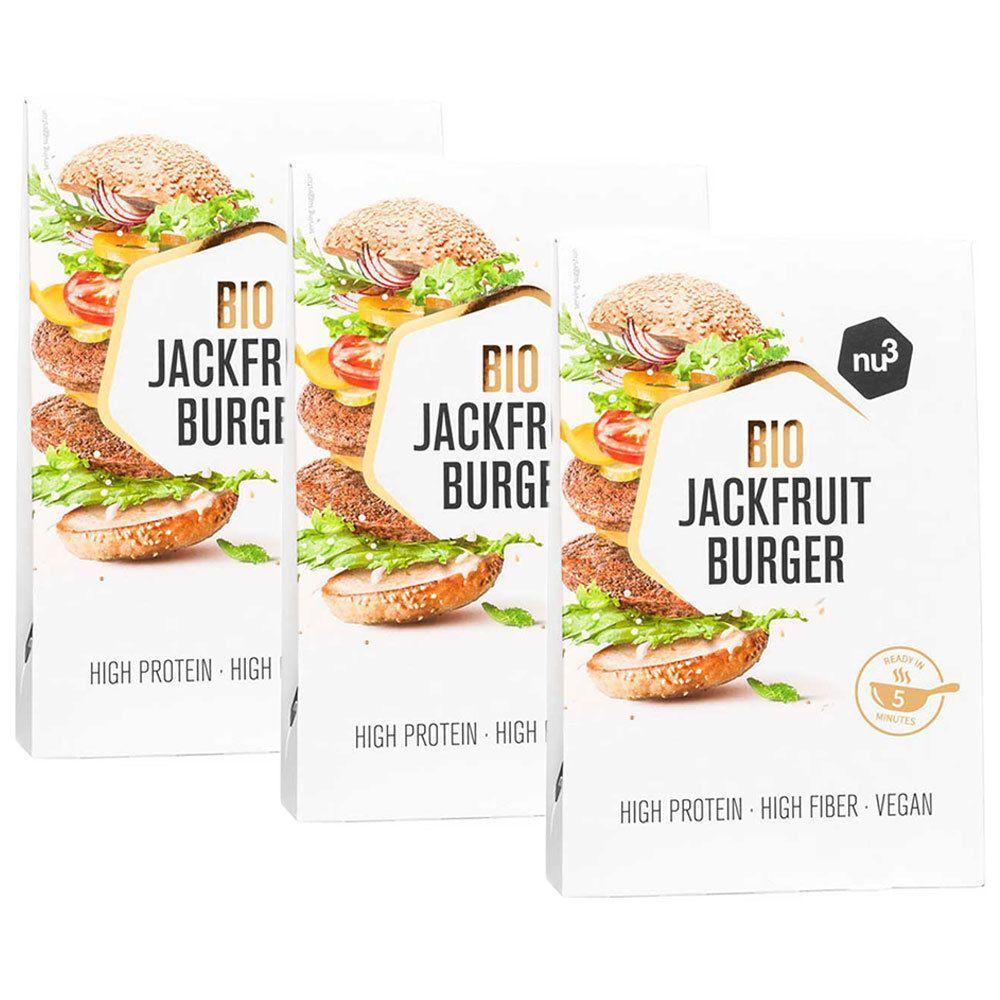 nu3 Bio Jackfruit Burger g set(s)