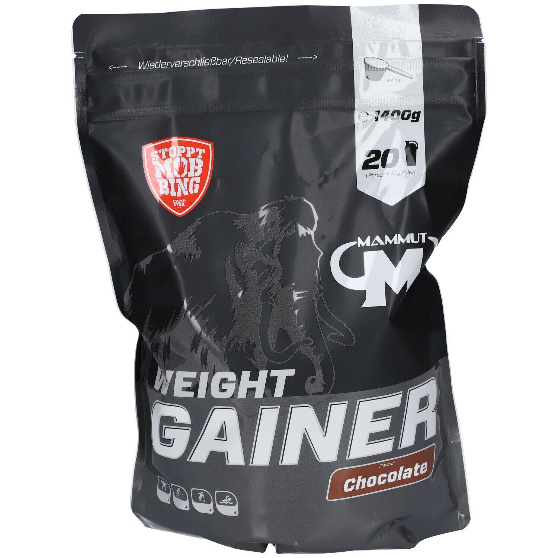 Mammut Weight Gainer Crash 5000, Chocolat g poudre