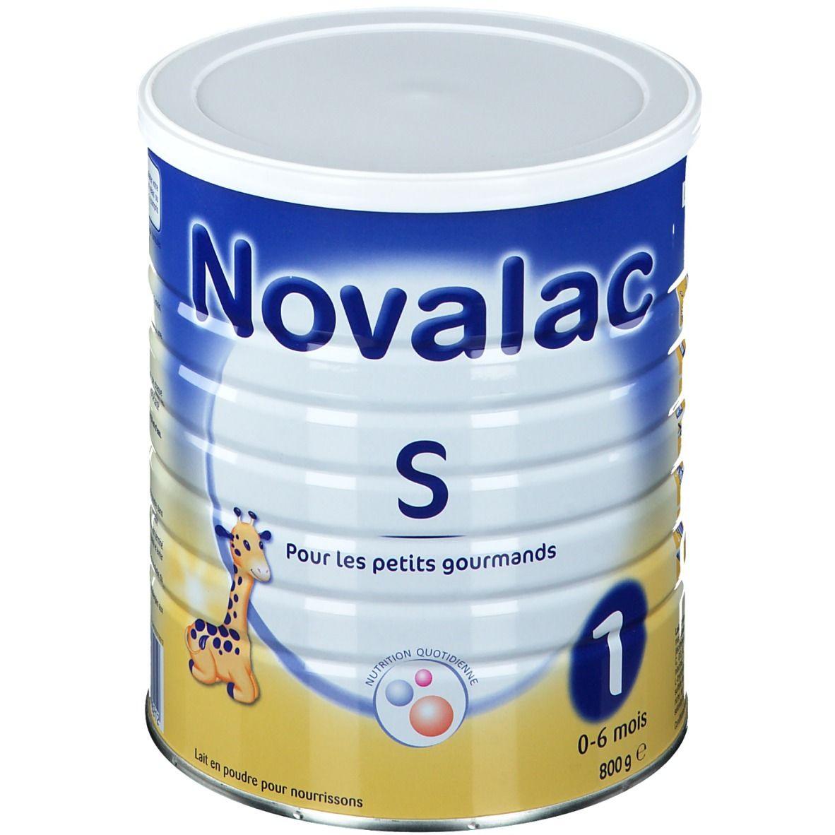 Novalac Satiété 1er âge g poudre