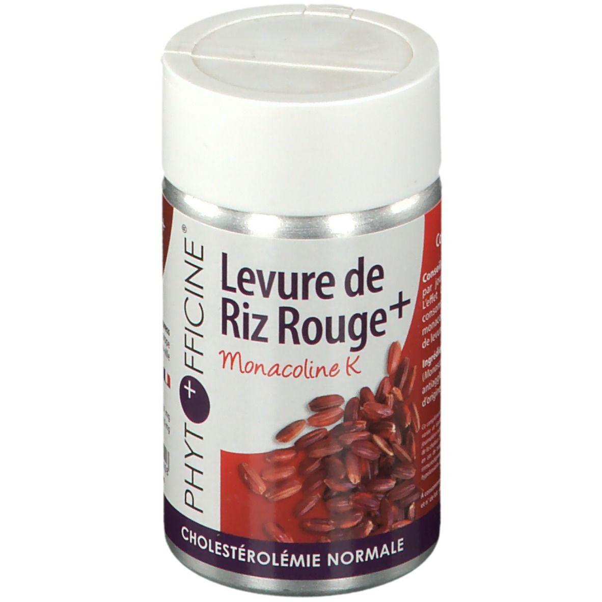 Phytofficine® levure de riz rouge+ pc(s) capsule(s)